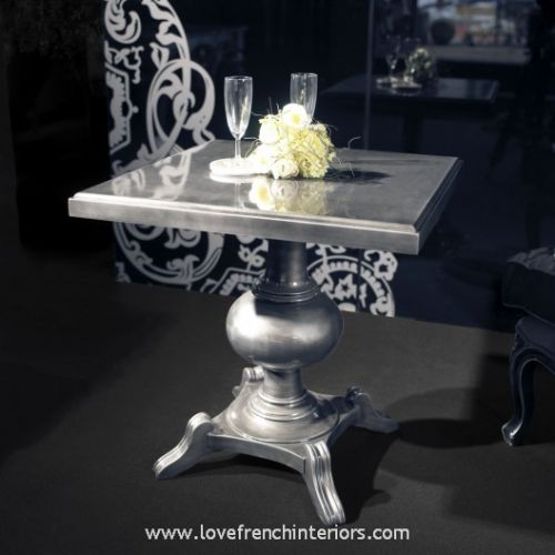 Glamour Side or Cocktail Table